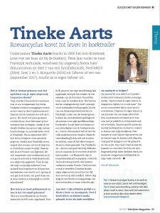 Schrijven magazine 1